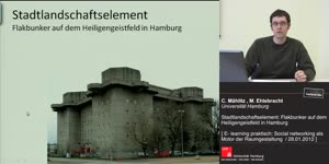 Thumbnail - Ein Hamburger Stadtlandschaftselement: Der Flakbunker auf dem Heiligengeistfeld