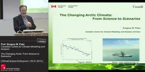 Vorschaubild - The Changing Arctic: From Science to Scenarios