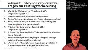 Thumbnail - 3.2 Dynamisches Binden und Polymorphie