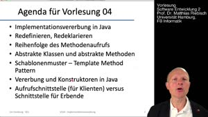 Thumbnail - 4.1 Implementationsvererbung in Java