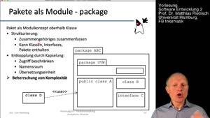 Thumbnail - 5.2 Modularität: Pakete