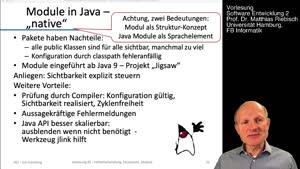 Thumbnail - 5.4 Modularität: Javas Module