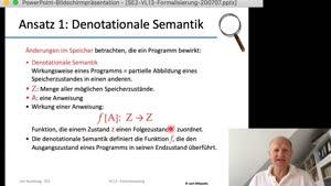 Thumbnail - 12.2 Formale Spezifikation von Semantik