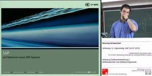 Thumbnail - STE, Vorlesung 12 - Gastvortrag: SAP (02.07.2010)