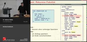 Thumbnail - 23 Assembler Programmierung 3
