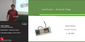 Thumbnail - Gamification – Stand der Dinge