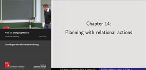 Vorschaubild - 25 - Planning with relational actions