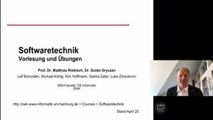 Thumbnail - SWT2020 0 Organisatorisches