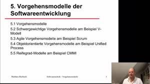 Thumbnail - SWT2020 5.4 OO-Vorgehensmodelle 5.5 CMM