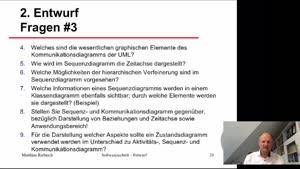 Vorschaubild - 2.5 UML-Sequenzdiagramm