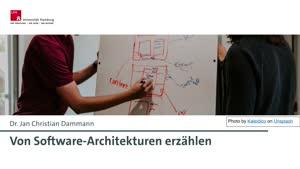 Vorschaubild - Von Software-Architekturen erzählen