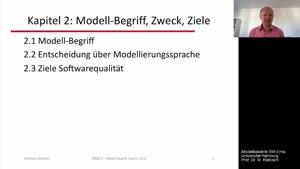 Miniaturansicht - MBSE2020 2.1 Modell-Begriff