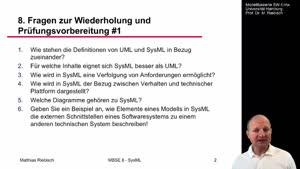 Miniaturansicht - 8.3 SysML weiteres