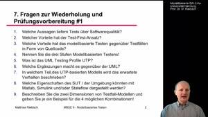 Vorschaubild - 9.2 Modellbasiertes Testen - UML Testing Profile