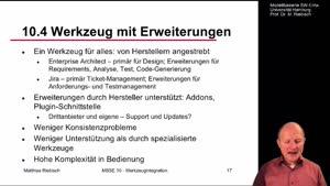 Miniaturansicht - 10.4 Werkzeug mit Erweiterungen / 10.5 Datenaustausch-Formate