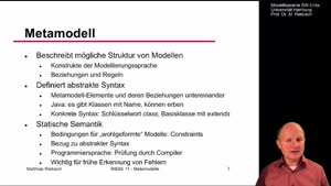 Miniaturansicht - 11.2 Metamodelle