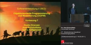 Miniaturansicht - 07 - Strukturierung interaktiver Anwendungssysteme