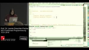 Miniaturansicht - 12 - Prolog in Racket, Metaprogrammierung, stromorientierte Programmierung