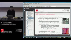 Miniaturansicht - 27 - SMP: Symmetric Multiproccessing
