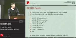Miniaturansicht - 7 - ISO 8859 Familie