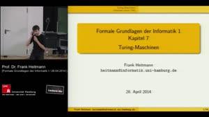 Miniaturansicht - 7 - Turing-Maschinen