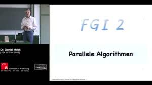 Thumbnail - 26 - Parallele Algorithmen
