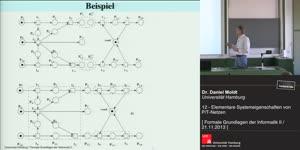 Miniaturansicht - 12 - Elementare Systemeigenschaften von P/T-Netzen