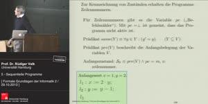 Miniaturansicht - 5 - Sequentielle Programme