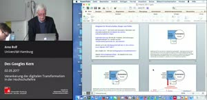 Thumbnail - 3 - Folgen der Digitalen Transformation sowie Verankerung der digitalen Transformation in der Hochschullehre