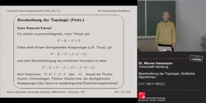 Miniaturansicht - 11 - Beschreibung der Topologie, Grafische Algorithmen