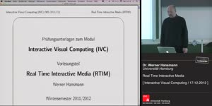 Miniaturansicht - 22 - Real Time Interactive Media