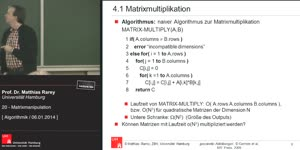 Miniaturansicht - 20 - Matrixmultiplikation