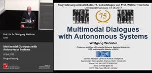 Miniaturansicht - 6 - Multimodal Dialogue with Autonomous Systems