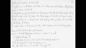 Miniaturansicht - Calculus of Variations: Lecture 2.1
