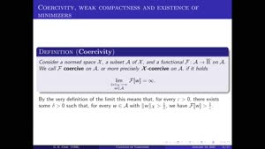 Miniaturansicht - Calculus of Variations: Lecture 5.1