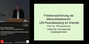 Thumbnail - Peacebuilding, Nationbuilding
