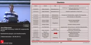 Thumbnail - Nahfeldmikroskopie und Interferometrie