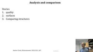 Thumbnail - Qualitäten der Strukturen Teil 1 von 3
