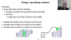 Thumbnail - Protein design Teil 1 von 4