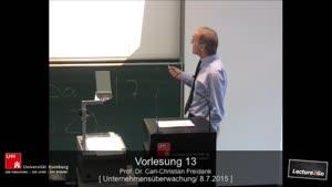 Vorschaubild - Vorlesung 13