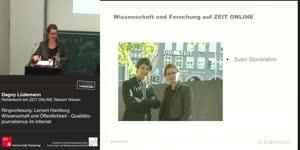 Vorschaubild - RVL Lernort Hamburg: lernort Internet