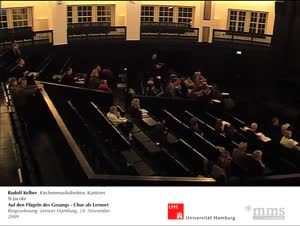 Miniaturansicht - RVL Lernort Hamburg: Auf den Flügeln des Gesanges - Chor als Lernort