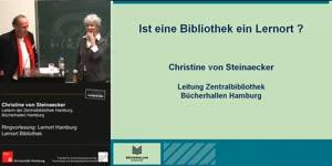 Miniaturansicht - RVL Lernort Hamburg: Lernort Bibliothek