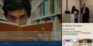 Miniaturansicht - Integration von CampusNet in Hochschulinfrastrukturen - mit Fallbeispielen von der HAW Hamburg