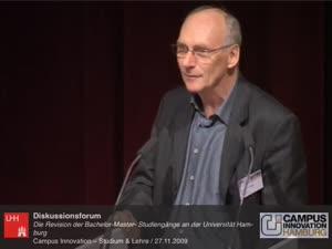 Thumbnail - Die Revision der Bachelor-Master- Studiengänge an der Universität Hamburg