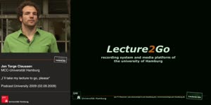 Miniaturansicht - Lecture2Go at Podcast University