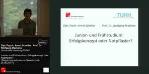 Miniaturansicht - Junior- und Frühstudium: Erfolgskonzept oder Notpflaster?