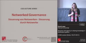 Miniaturansicht - Structure and agency in sharing knowledge in distributed systems