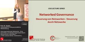 Miniaturansicht - Interorganisationale Netzwerke - Eine dezentrale und flexible Organisationsform ökonomischer Aktivitäten?