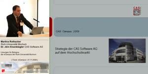 Thumbnail - Lösungen für Bologna: der eCampus der Ruhr-Universität Bochum